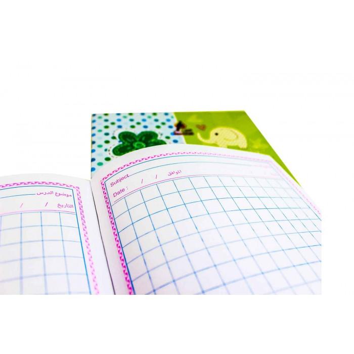 falcon notebook square lines 60sh